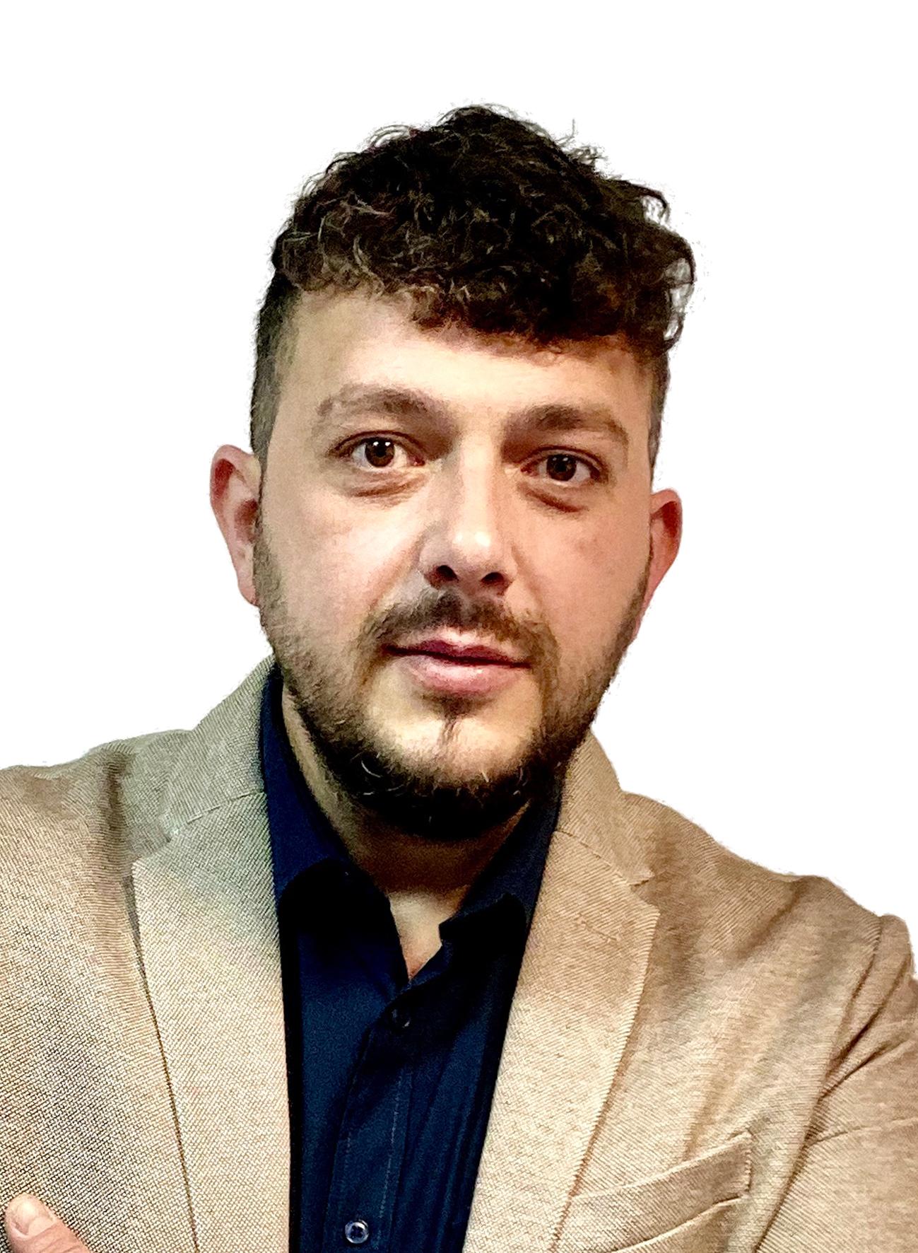 Sergio Rey Galán - Diputado Partido Popular