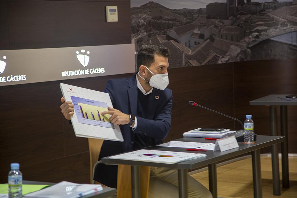 """Álvaro Sánchez Cotrina: """"El presupuesto"""