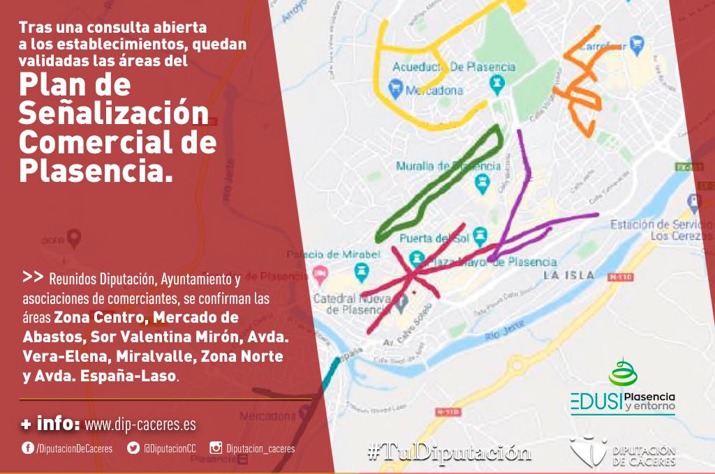 Reunidos Diputación, Ayuntamiento y asociaciones
