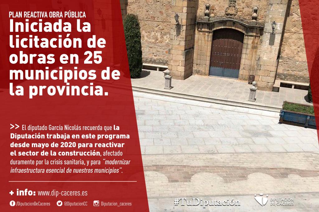 El diputado García Nicolás recuerda