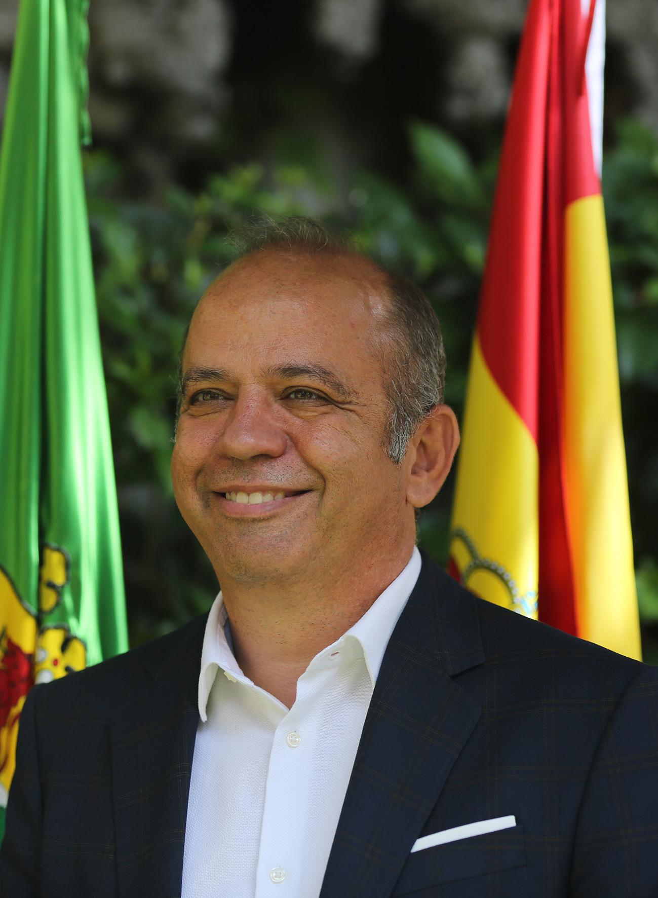 Santos Jorna Escobero - Diputado de Innovación y provincia digital