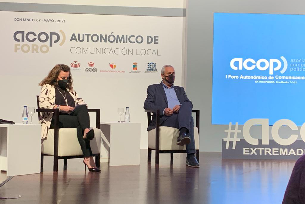 """Carlos Carlos: """"En la era post-Covid, no podemos permitirnos que la burocracia administrativa se transforme en burocracia digital"""""""