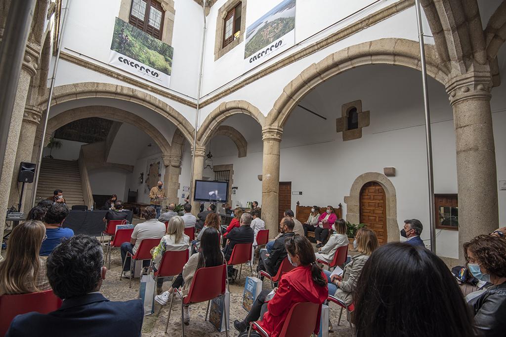 El Ministerio de Industria y Turismo aprueba el Plan de Sostenibilidad Turística La Vera-Valle del Jerte entre un total de 301 propuestas de destinos turísticos de toda España