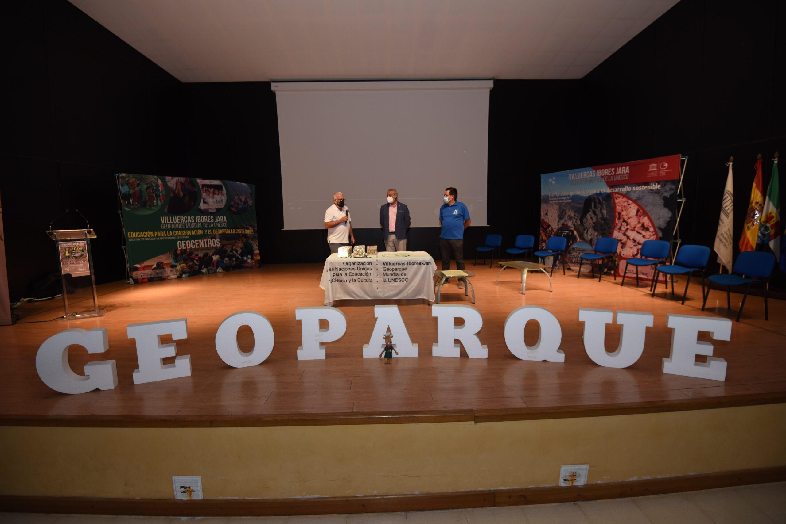 """El Geoparque Mundial Villuercas Ibores Jara celebra su X Aniversario en un consejo abierto y con el compromiso """"de seguir trabajando y sumando ideas innovadoras a la experiencia adquirida"""""""